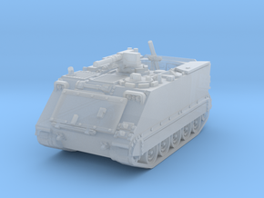 M125 A1 Mortar (open) 1/72 in Smooth Fine Detail Plastic