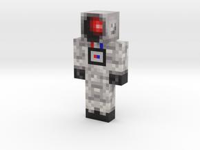 Francesco_fr | Minecraft toy in Natural Full Color Sandstone