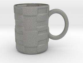 Decorative Mug in Gray PA12
