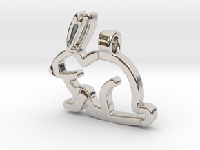 Rabbit in Platinum