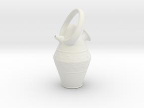 Botijo Mayo in White Natural Versatile Plastic