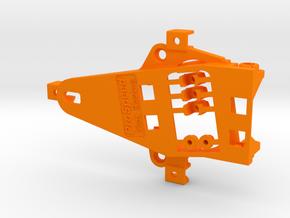 PS3000501 Motorträger Triskele OF0 in Orange Processed Versatile Plastic