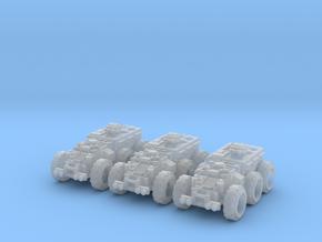 6mm Outrunner - Battle Transport in Smooth Fine Detail Plastic