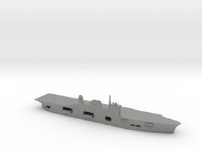 1/1800 Scale HMS Ocean Class in Gray PA12