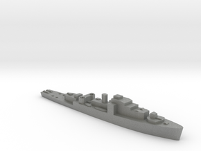 HMS Loch Shin 1:3000 WW2 frigate in Gray PA12