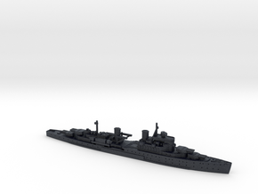 HMS Fiji 1/1800 in Black PA12