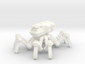 6mm - Spider transport IFV in White Processed Versatile Plastic