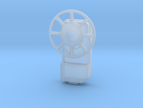 Brake Stand in Smooth Fine Detail Plastic