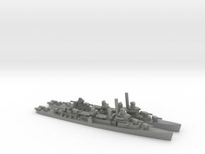 US Fletcher-class Destroyer (x2) in Gray PA12