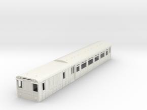 o-76-lnwr-siemens-ac-motor-coach-1 in White Natural Versatile Plastic