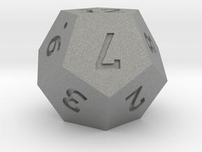 D12 Precision in Gray PA12