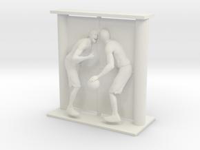 Cosmiton Visions Mirror - H2645 - 1/24 in White Natural Versatile Plastic