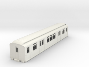 o-76-district-q35-trailer-coach in White Natural Versatile Plastic