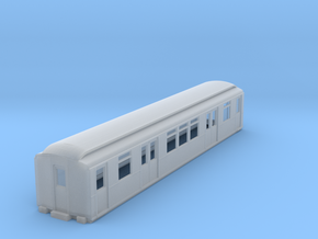 o-148fs-district-q31-trailer-coach in Smooth Fine Detail Plastic