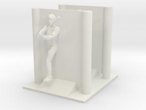 Cosmiton Mindness LL - 001 - 1/24 in White Natural Versatile Plastic