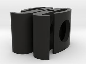 Oculus Quest - Rift Headphones in Black Natural Versatile Plastic
