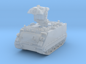M901 A1 ITV (deployed) 1/72 in Smooth Fine Detail Plastic