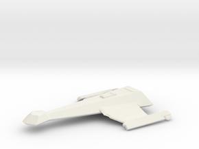 k-23 small in White Natural Versatile Plastic