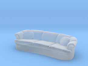 Sofa 1/35 in Smooth Fine Detail Plastic