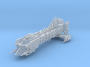 Barcaza de Batalla de renombre El Contrador  in Smooth Fine Detail Plastic
