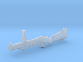 M79 Grenade Launcher (1:50 Scale) in Smoothest Fine Detail Plastic