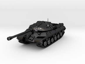 Tank - IS-3 / Object 703 - size L in Polished and Bronzed Black Steel