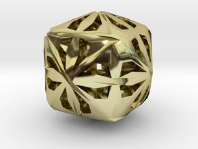 locket in 18K Yellow Gold