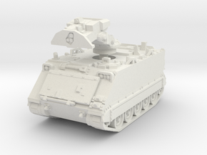 M981 FIST early (retracted) 1/72 in White Natural Versatile Plastic