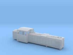 Dv12 2500 sarja modernisoitu in Smooth Fine Detail Plastic