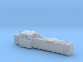 Dv12 2700 sarja modernisoitu in Smooth Fine Detail Plastic