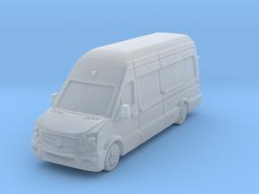 MB-Sprintr L3H3 2017 panel van in Smoothest Fine Detail Plastic: 1:200