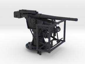 1/72 8.8cm SK C/30 Naval Gun in MPL C/30 mount in Black PA12