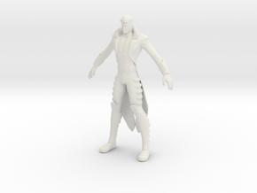 Printle V Homme 312 - 1/24 - wob in White Natural Versatile Plastic