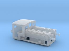 1:220 Köf 2 Akku AEG Typ 1  in Smooth Fine Detail Plastic