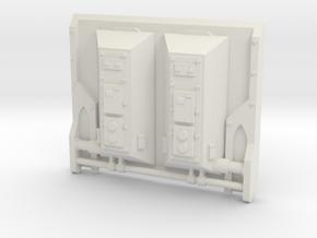 AnphelionBase_InnerPanel_3 in White Natural Versatile Plastic