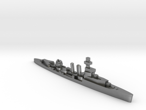 HMS Curlew 1939 1:2400 WW2 cruiser in Natural Silver
