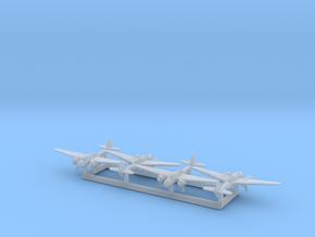 "Ki-48 ""Lily"" w/Gear x4 (FUD) in Smooth Fine Detail Plastic: 1:700"