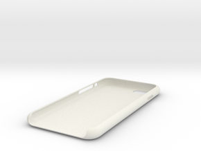 Iphone_7_protective case in White Natural Versatile Plastic