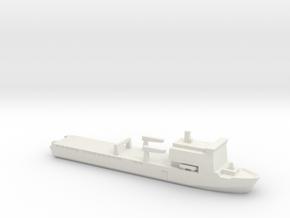 Bay-class landing ship, 1/1250 in White Natural Versatile Plastic