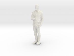 Printle C Homme 900 - 1/24 - wob in White Natural Versatile Plastic