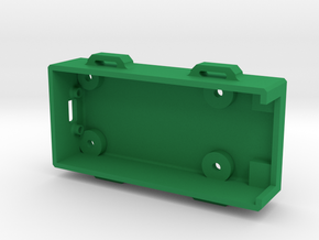 case bottom v.4 in Green Processed Versatile Plastic