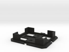 Filter Cube Holder for Zeiss or Nikon Filter Cube in Black Natural Versatile Plastic