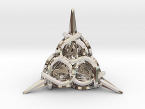 Thorn d4 V2 Mini in Platinum