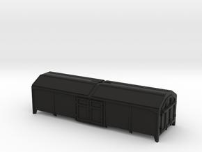 Kmmfks 52 Spur TT 1:120 in Black Premium Versatile Plastic