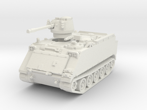 NM135 LAV (no skirts) 1/72 in White Natural Versatile Plastic