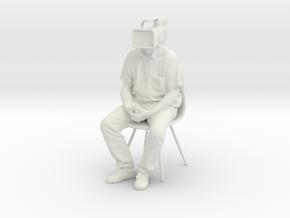 Cosmiton Imagine Singles EMR - 041 - 1/24 - wob in White Natural Versatile Plastic