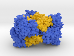 M.tuberculosis MbcT-MbcA toxin-antitoxin complex in Matte Full Color Sandstone: Large