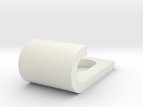 TIMING ROD GUIDEv3 in White Natural Versatile Plastic