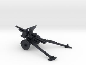 1/72 IJA Type 91 105mm Howitzer(motorized) in Black PA12