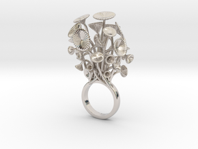 Rosatino - Bjou Designs in Rhodium Plated Brass